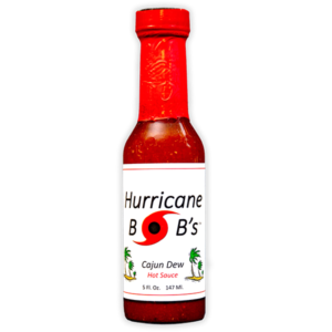 Cajun Dew Hot Sauce