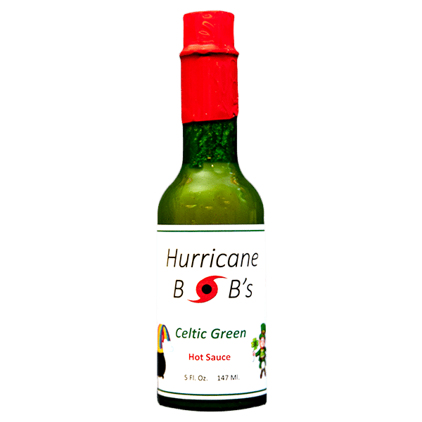 Celtic Green Hot Sauce