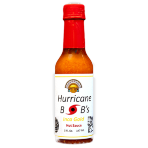 Inca Gold - Hurricane Bobs Hot Sauce