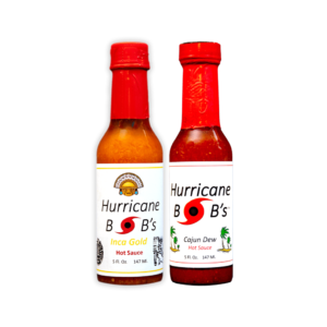 Hurricane Bobs Hot Sauce